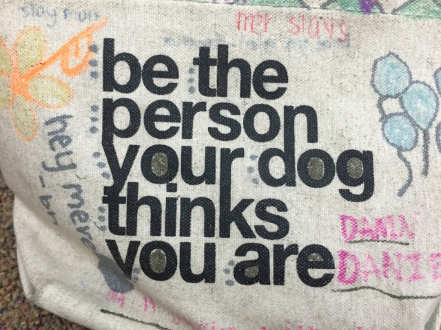 your dog quote