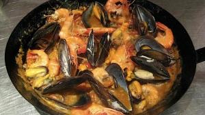 shrimp seafood tian