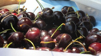 picnic cherries