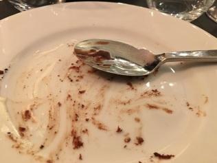 choc cake gone