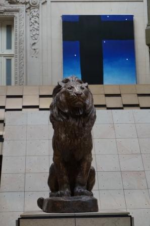 orsay lion