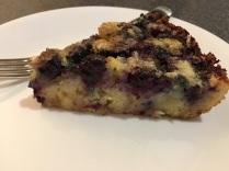 bleuberry pie