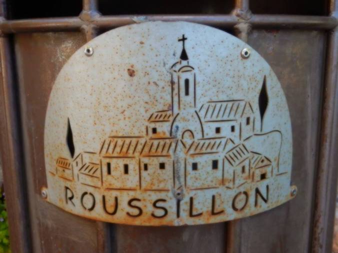 rousillon sign
