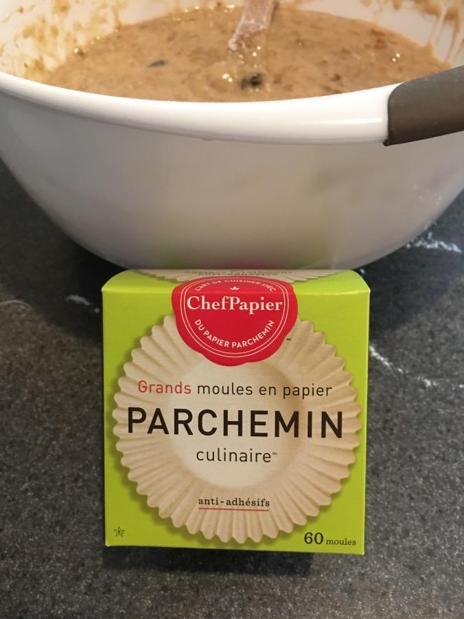 parchment liners