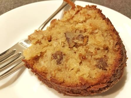 vanilla waf cake
