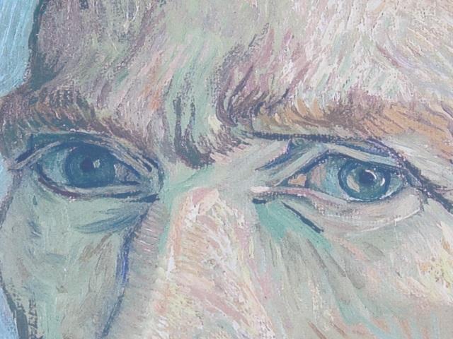 vincent's eyes
